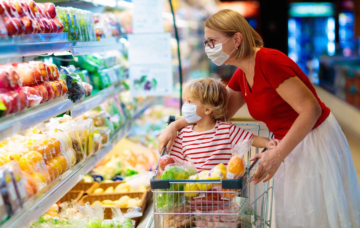 В российских магазинах хотят выделить отдельную полку под органическую еду