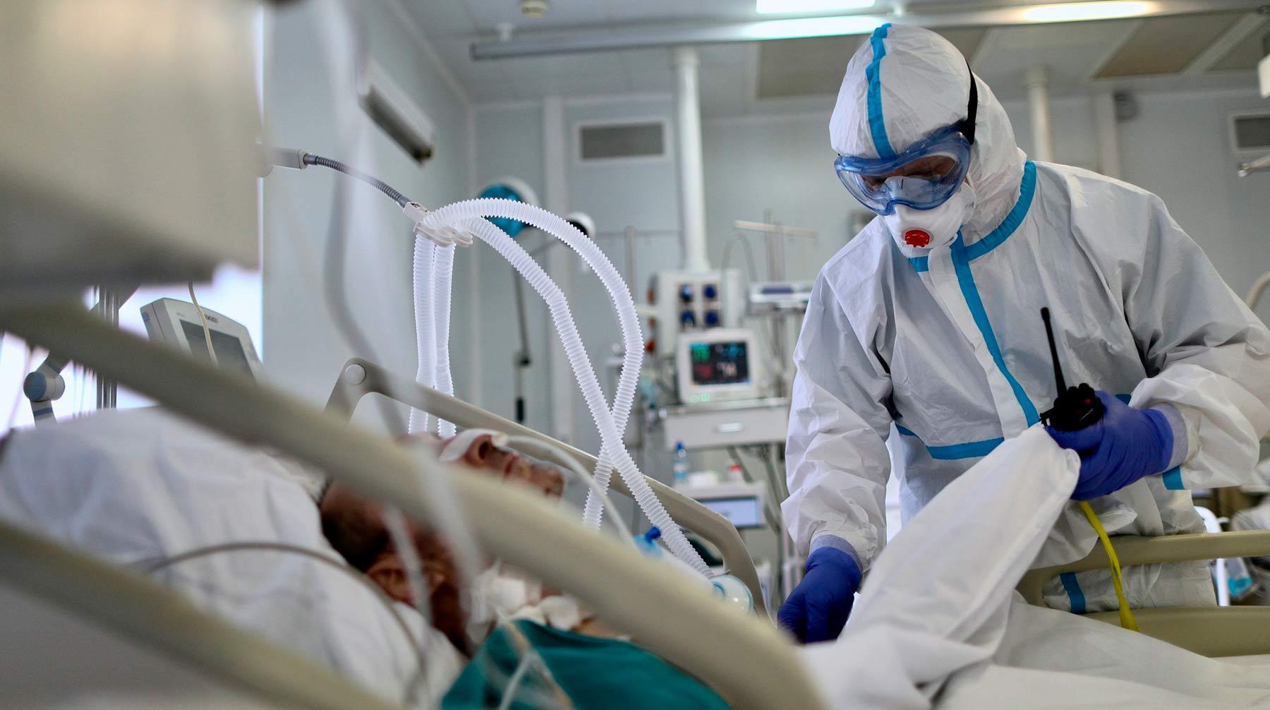 Роспотребнадзор сообщил, что в среднем коронавирус длится 11 дней