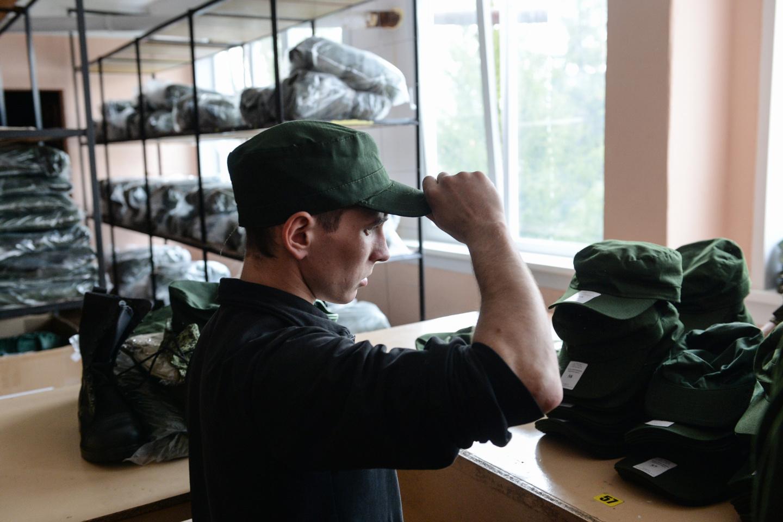 Минобороны России запустило новую программу отбора призывников для службы в армии