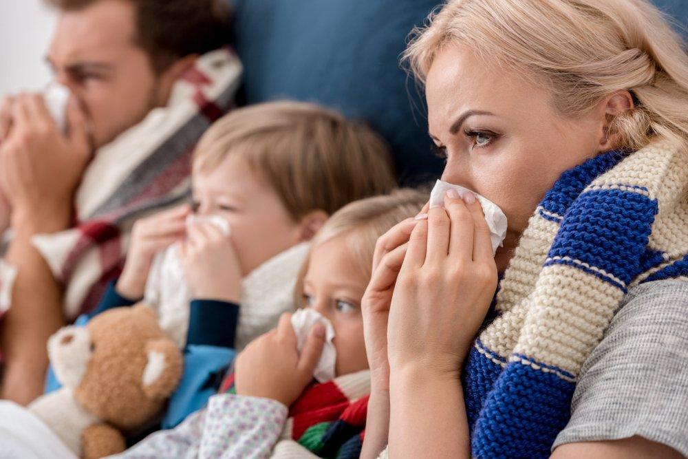 В Роспотребнадзоре рассказали, как не заболеть гриппом